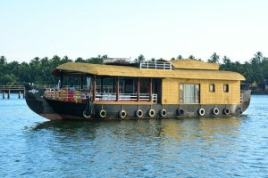 One Bed Room House Boat